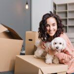 Mascotas en un nuevo hogar